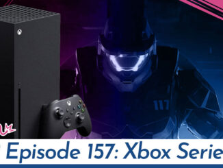 Xbox Series X with Master Chief from Halo