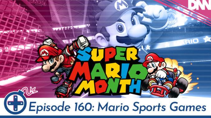 Mario Strikers, Mario Tennis and Mario Kart