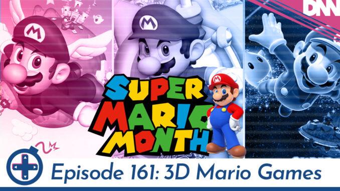 Super Mario 3D All-Stars cover