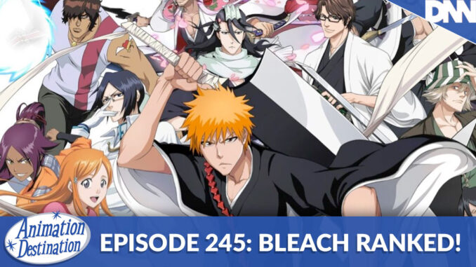 the cast of Bleach
