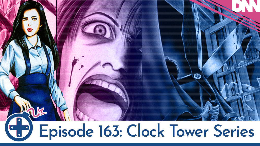 Jennifer from Clock Tower series