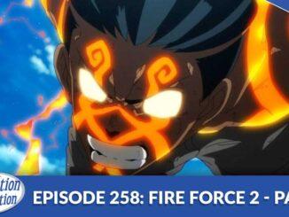 Ogun from Fire Force using Flammy Ink