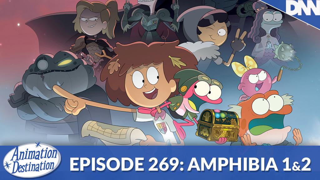 Amphibia season 2 promo image