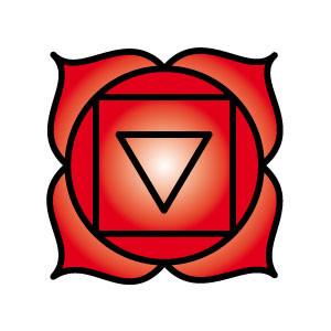 1 st chakra symbol