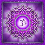 7th chakra symbol