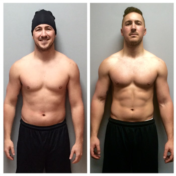 keith walker before after pictures dnafitness dna fitness