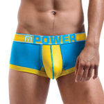 Male Power Sporty Inspired Boxer