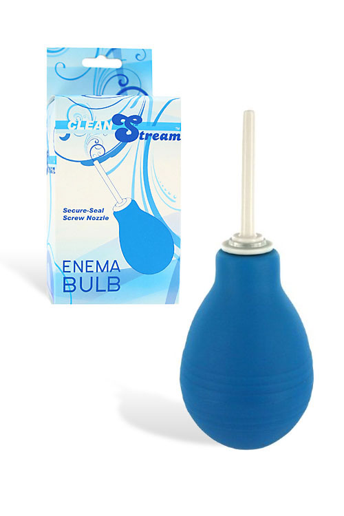 CleanStream Enema Bulb