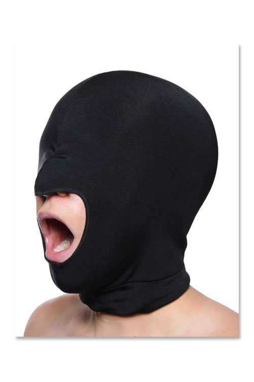 Master Series Spandex Hood with Open Mouth