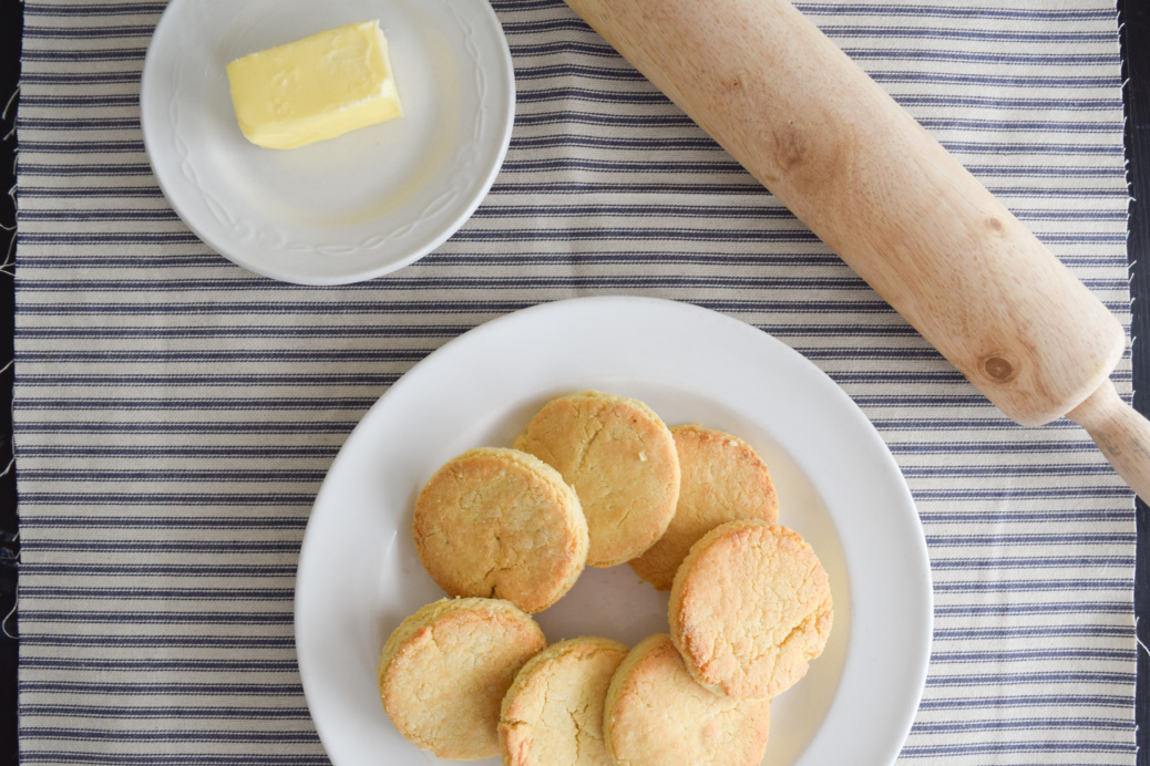 Grain-free Butter Biscuits