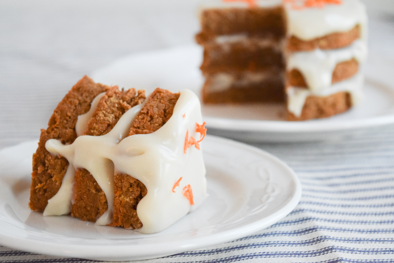 The Perfect Paleo AIP Carrot Cake