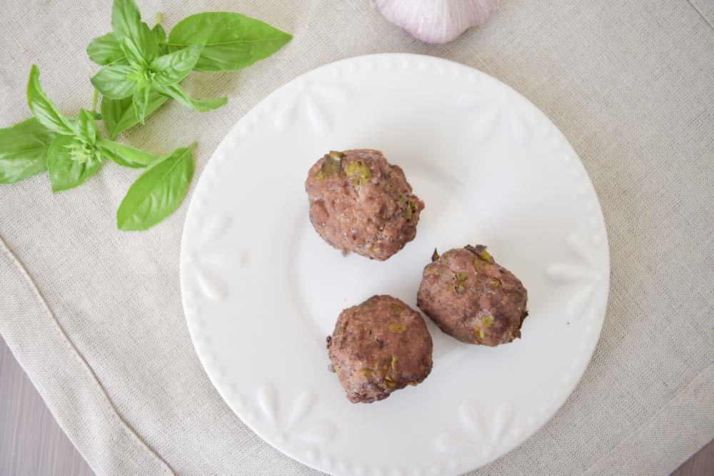 Easy Paleo Meatballs