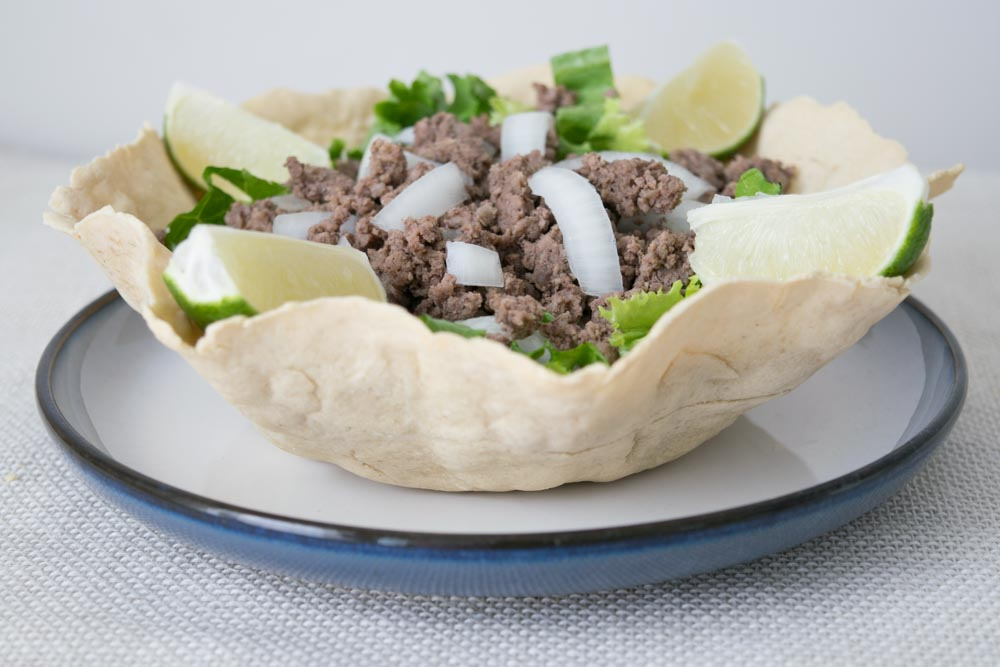 Paleo Taco Shell Bowl (AIP)