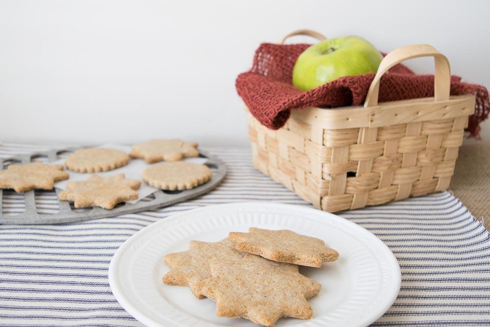 Paleo AIP Applesauce Spice Cookies