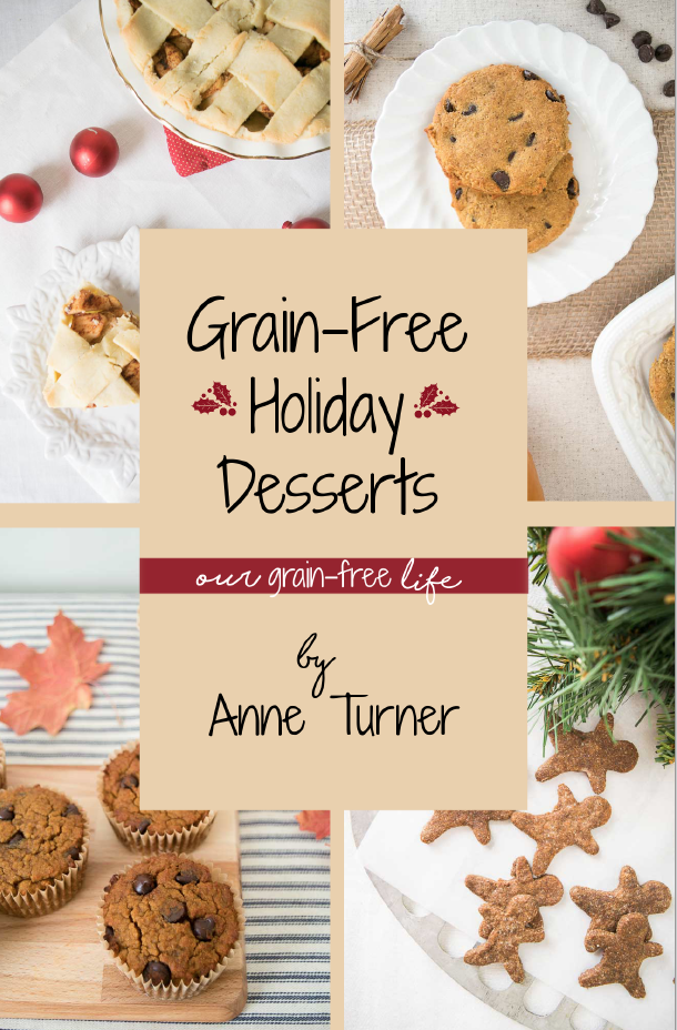 grain-free holiday desserts