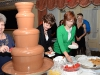 ...and more of the Chocolate Fountain!