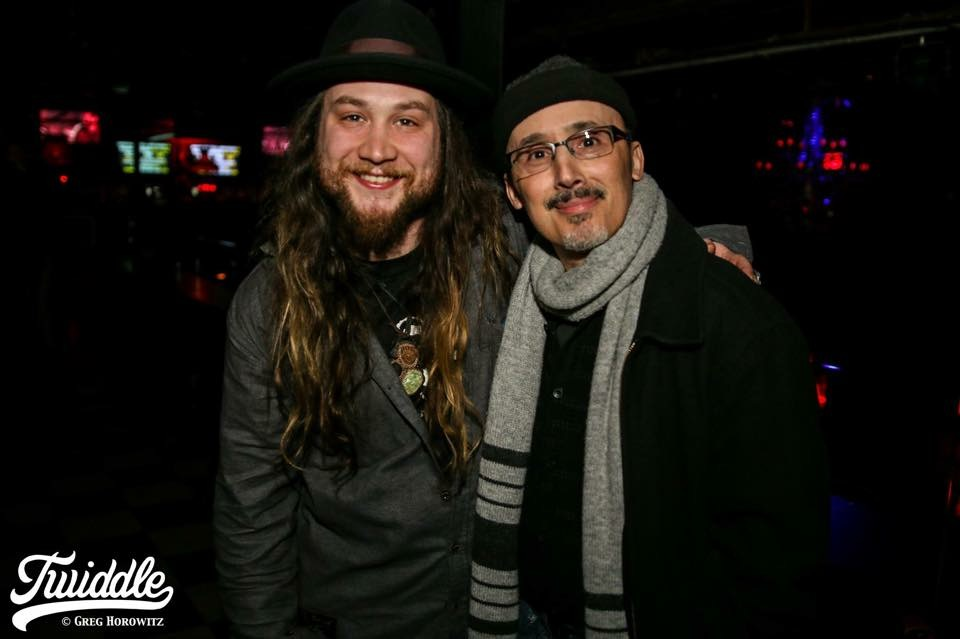 Mihali and Steve
