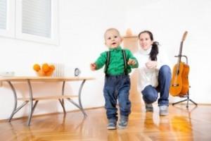 Body Awareness Child-Walking