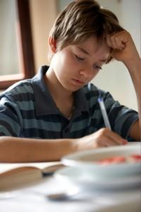 Vestibular Processing Homework
