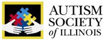 Autism Society of Illinois Logo