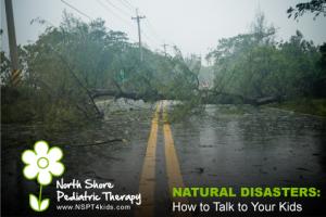 Natural Disasters Blog