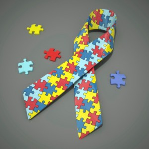 Support for Autism symbol