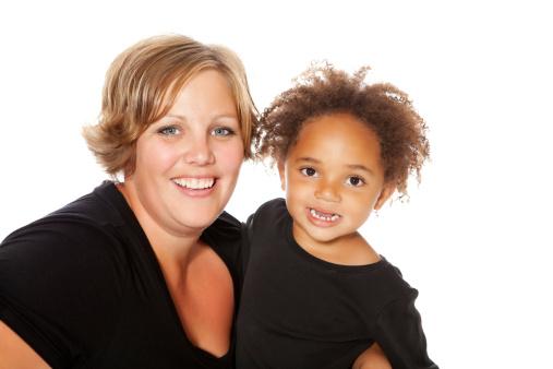 adoption and speech