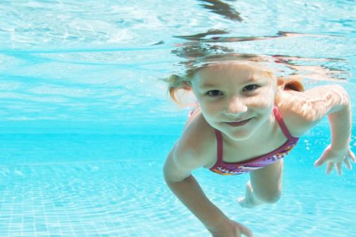 summer swimming chicago