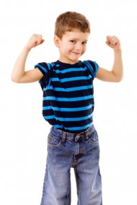 Giving kids power