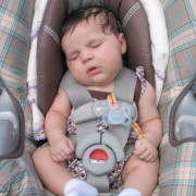torticollis and car seats