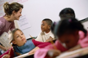 help for a speech and language disorder in the classroom
