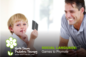games to promote social language