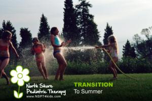 transitioning to summer