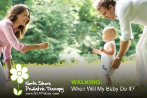 when will my child walk