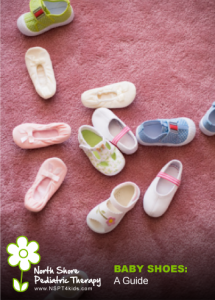 A Guide to Buying Baby's First Shoes