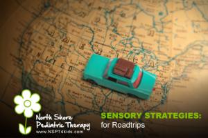 Sensory Strategies for Road Trips