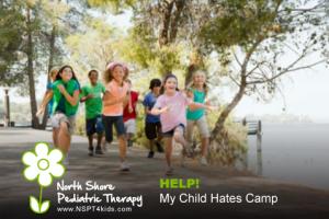 Help! My Child Hates Camp