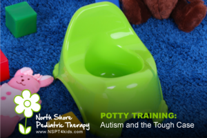 Potty Training a Child with Autism: The Toughest Case