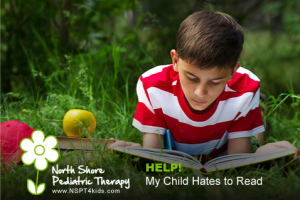 Help! My Child Hates to Read
