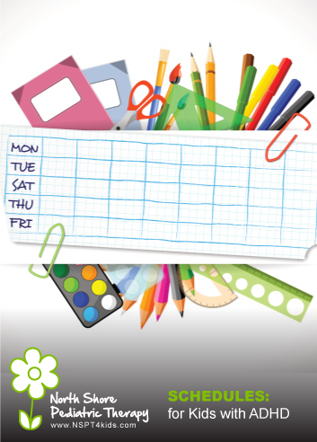 School Schedules For Kids With ADHD