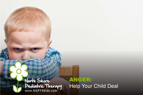 Help Your Child Handle Anger