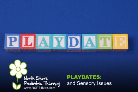 Sensory Strategies for Playdates