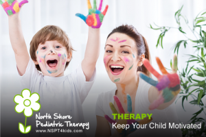 How to Keep Your Child Motivated In Therapy