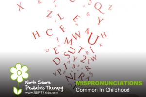 Common Childhood Mispronunciations