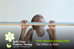 The Effects of Too Much Exercise on Kids