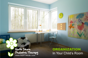 Help Your Child Organize His Room