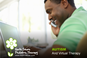 How Virtual Therapy Can Help People With Autism