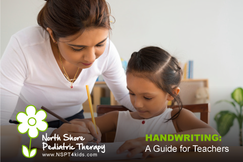 A Teacher's Guide To Helping Children With Handwriting