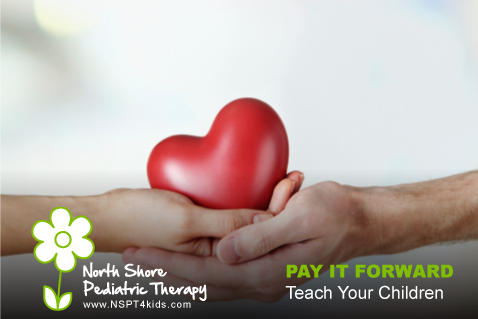 Teach Your Child To Pay It Forward