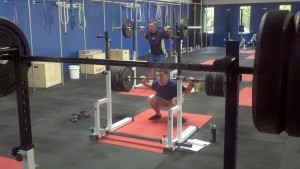 Squat Depth - this is the picture in the dictionary.